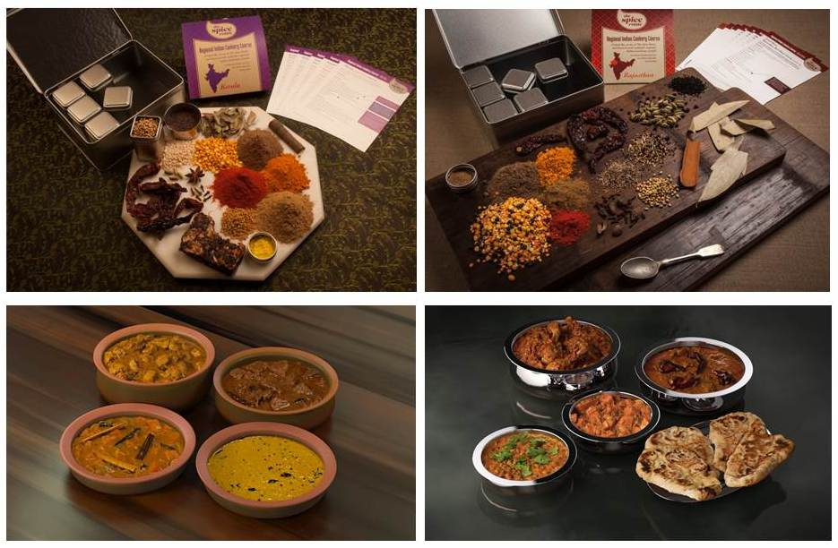 The Spice Route Regional Indian and Sri Lankan Cookery Course