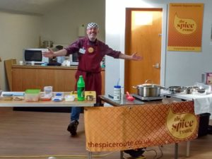 TheSpiceRouteCookeryDemonstration