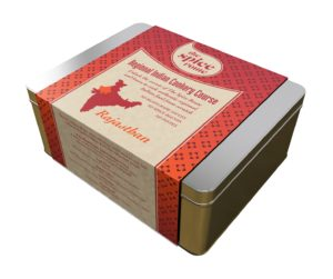 Rajasthan Cookery Course Tin